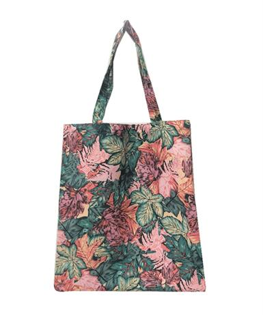 100%RPET Custom printing shopping totebag  product